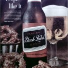 1963 Black Label Beer ad #2