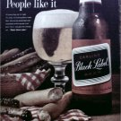 Black Label Beer ad #4