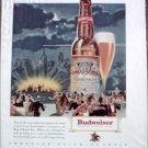 1933 Budweiser Beer ad #1