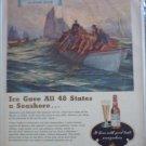 1948 Budweiser Beer ad #1