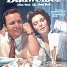1959 Budweiser Beer ad #2