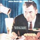 1960 Budweiser Beer ad #7