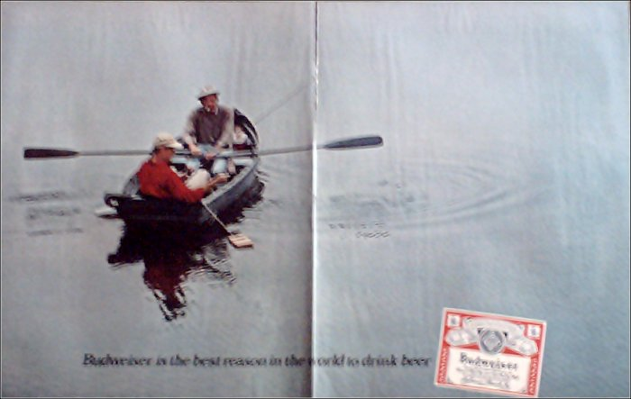 1967 Budweiser Beer ad #3