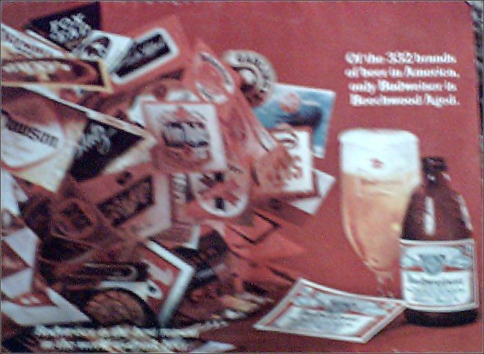 1968 Budweiser Beer ad #2