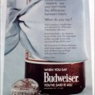 1968 Budweiser Beer ad #3