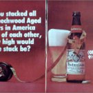1970 Budweiser Beer ad #3