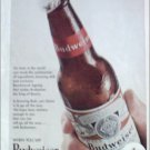 1971 Budweiser Beer ad #1