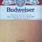 1987 Budweiser Beer ad