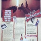 1996 Budweiser Beer ad