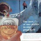 1963 Busch Bavarian Beer ad #5