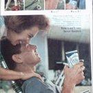 1966 Busch Bavarian Beer ad