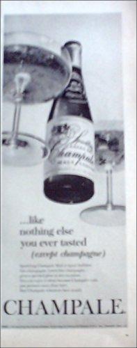 Champale Malt Liquor ad