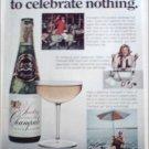1970 Champale Malt Liquor ad #1