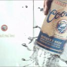 Coors Beer ad