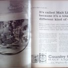1963 Country Club Malt Liquor ad