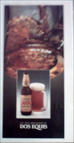 1984 Dos Equis Beer ad