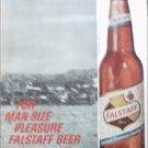 1965 Falstaff Beer ad #1