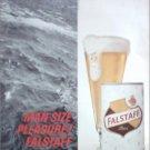 1965 Falstaff Beer ad #2