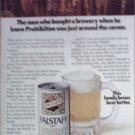 1969 Falstaff Beer ad #4