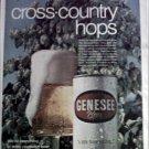 Genesee Beer ad