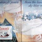 1957 Hamms Beer ad