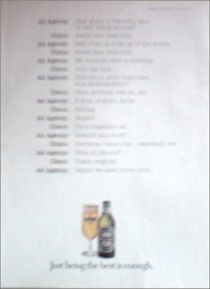 1993 Heineken Beer ad #1