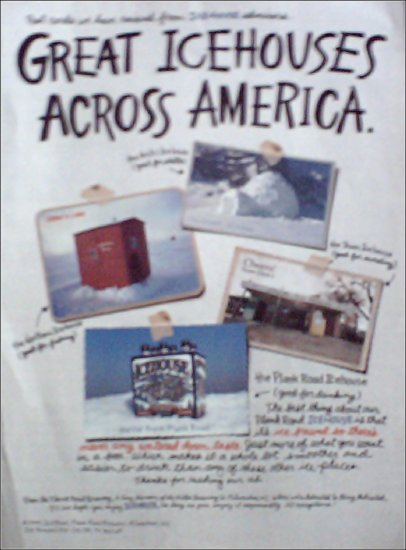 1994 Icehouse Beer ad