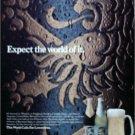 1987 Lowenbrau Beer ad
