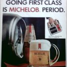 1966 Michelob Beer ad