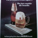 1969 Michelob Beer ad