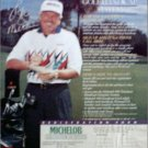 1991 Michelob Beer Golf Handicap ad