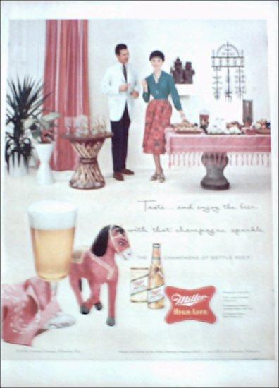 Miller Beer ad #1