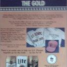 1990 Miller Beer Olympic Sponsorship ad