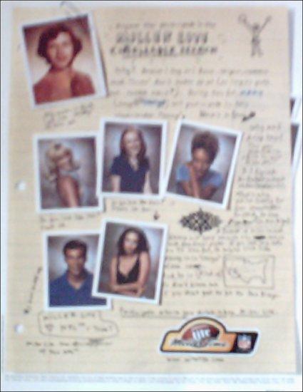 1997 Miller Lite Beer Cheerleader Search ad #1