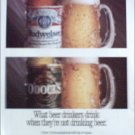 1991 Odouls Beer ad #1