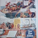 1942 Pabst Blue Ribbon Beer ad #3
