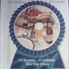 1946 Pabst Blue Ribbon Beer ad #4