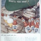 1953 Pabst Blue Ribbon Beer ad #1