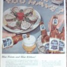 1953 Pabst Blue Ribbon Beer ad #2