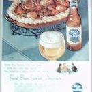 1954 Pabst Blue Ribbon Beer ad #1