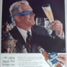 Pabst Blue Ribbon Beer ad #2