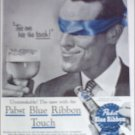 1956 Pabst Blue Ribbon Beer ad #5
