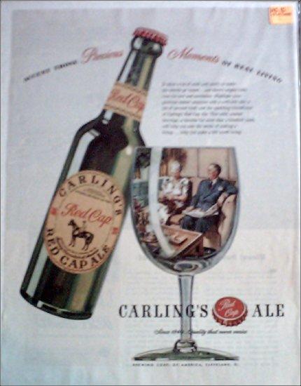 1946 Red Cap Ale ad #2