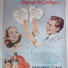 1951 Red Cap Ale ad
