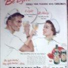 1952 Red Cap Ale ad