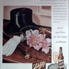 1945 Schlitz Beer Top Hat ad