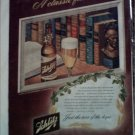 1947 Schlitz Beer ad #3