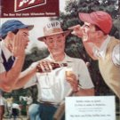 1951 Schlitz Beer ad #3