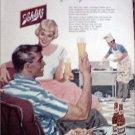 1956 Schlitz Beer ad #2
