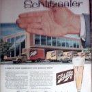 1957 Schlitz Beer ad #3